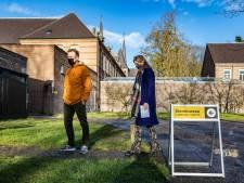 Stemmen in klooster Nieuw Sion bij Diepenveen: wie wil dat nou niet?