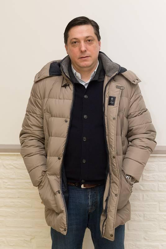 L'agent de joueurs Dejan Veljkovic