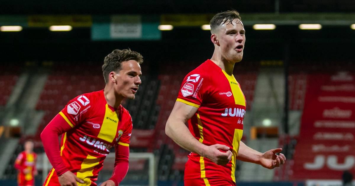 Officieel: Cambuur promoveert na misstap Almere City bij Eagles
