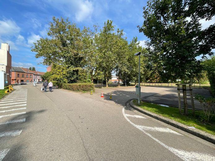 Parking Verversgracht voortaan enkel bereikbaar via F. Allenstraat.