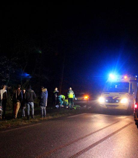 Jongen en meisje dood na verkeersongeluk Ermelo