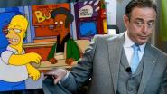 """Grote 'The Simpsons'-fan Bart De Wever begrijpt ophef rond Apu niet: """"Humor is een belangrijk ventiel, draai dat aub niet dicht"""""""