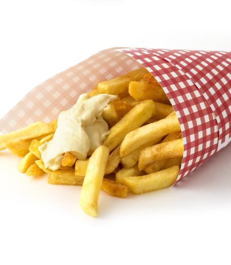 'French fries zijn niet Frans, maar Belgisch'
