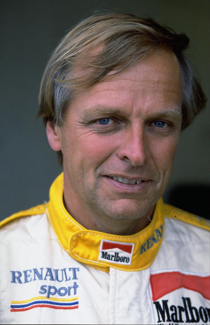 Michael Bleekemolen in 1998.