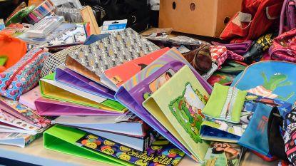 Vrouw en Maatschappij zamelt schoolmateriaal in voor kansarme kinderen