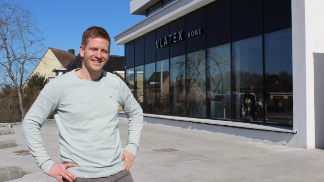 """Vlatex na 55 jaar verhuisd van Bentille naar Waarschoot, en wordt nu Vlatex Home: """"Nieuwe start voor derde generatie"""""""