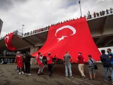 Turken in Nederland tot kalmte gemaand