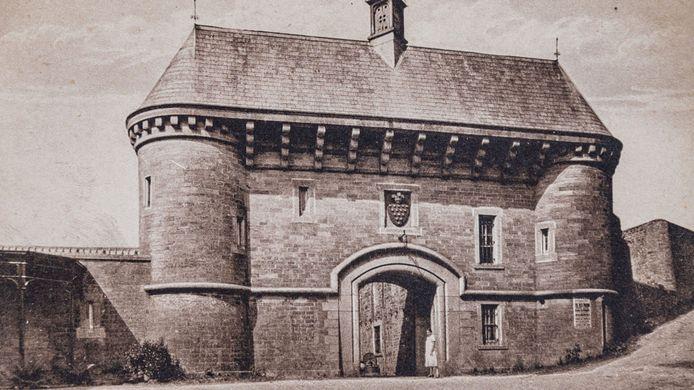 Het gebouw deed 150 jaar lang dienst als gevangenis.