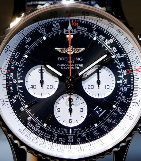 Horlogemaker Breitling verkocht voor 800 miljoen euro