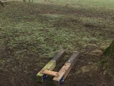 Vandalen slaan opnieuw toe op trimbaan Vriezenveen
