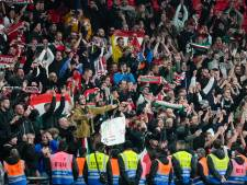 Hongaarse fans misdragen zich op Wembley: steward racistisch bejegend, zes aanhoudingen