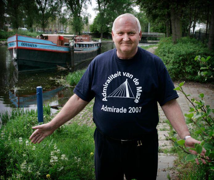 Voor Peter van Eijnsbergen was de scouting meer dan een hobby: het was zijn lust en zijn leven.