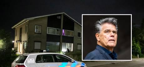 Ratelband furieus na vermeend schietincident bij  woning, buren niet verbaasd: 'Politie is hier vaste gast'