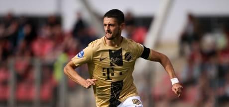 Rol Dalmau niet uitgespeeld bij FC Utrecht: 'Het is absoluut mijn intentie om te blijven'