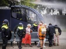 'Als je politiepaarden ziet, is het ook je eigen verantwoordelijkheid als je blijft zitten'