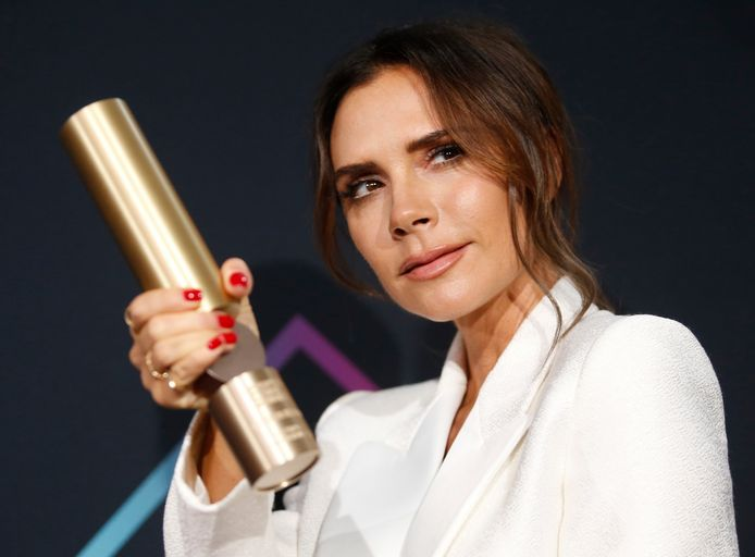 Op de People's Choice Awards in 2018 kreeg Victoria Beckham een Fashion Icon Award.