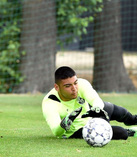 Keeper Bayazit van Vitesse naar Kayserispor