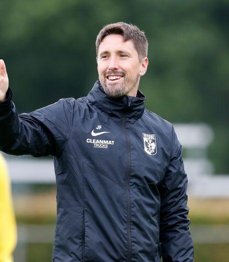 Duitse assistent-coach Fiesser verlengt bij Vitesse