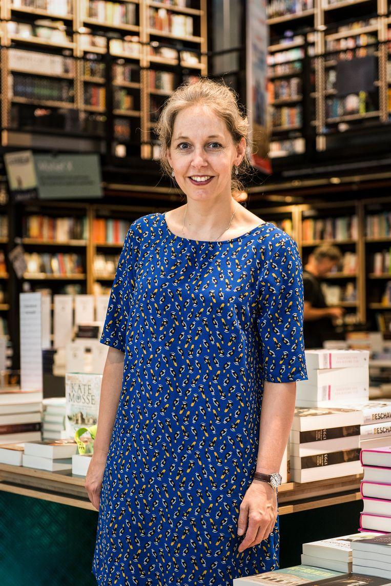 Boekenhandel Van Piere in Eindhoven. Beeld Eva Faché