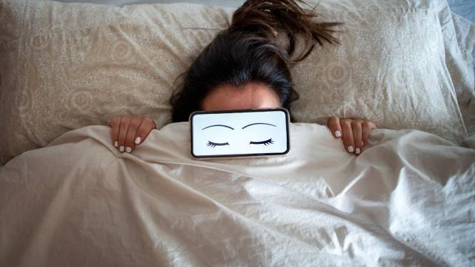 Deze apps helpen je om beter te slapen