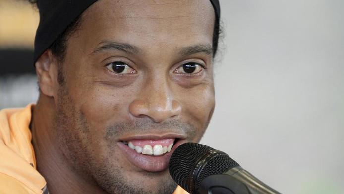 L'agent de Ronaldinho n'a pas donné de détails sur l'opération mais le résultat pourra être vu jeudi lors du match entre l'Atletico Mineiro et Bahaia en Championnat du Brésil.