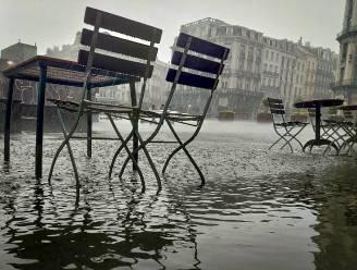 Eerste onweersbuien trekken over het land: KMI waarschuwt voor intense neerslag en rukwinden met code oranje
