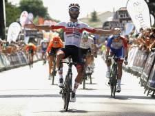Ronde van Burgos: Gaviria wint sprint in Villadiego