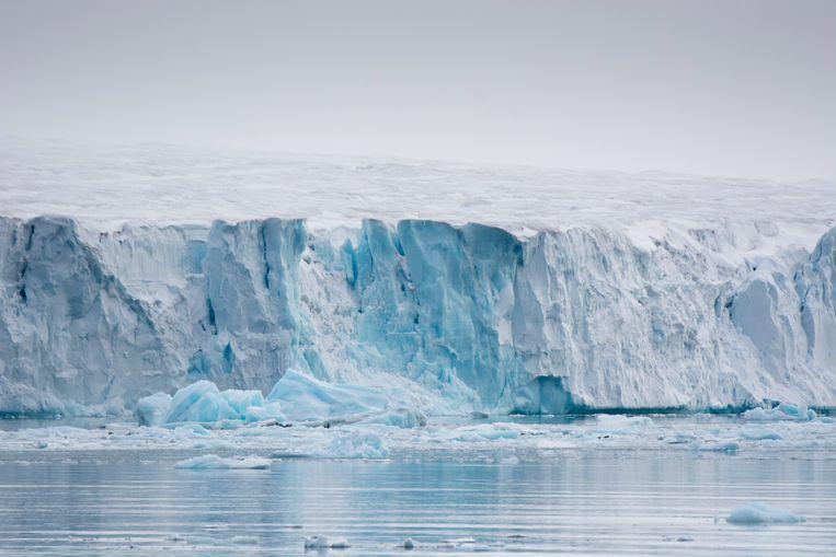 Bij 2 graden warmer smelt de ijskap van de Noordpool in sneltempo weg en verdwijnen koraalriffen. Beeld © Inger Hogstrom / DanitaDelimon