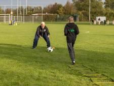 Theo raakte verknocht aan het G-voetbal: 'Deze mensen horen echt bij de vereniging'