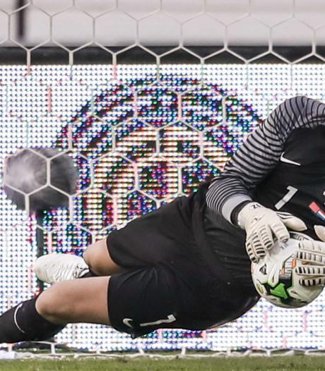 Dankzij PSV-doelman Zoet zijn de Leeuwinnen klaar voor penalty's