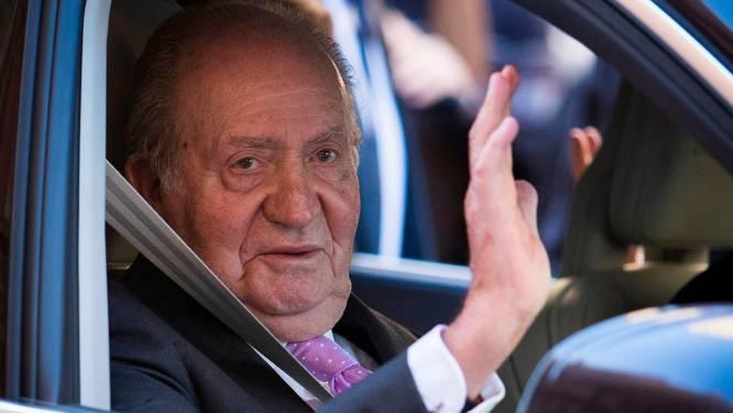 Spanje gaat oud-koning Juan Carlos niet vervolgen in Saoedische corruptiezaak