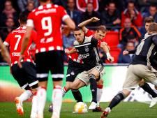 PSV en Ajax jutten elkaar al maanden op