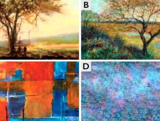 Kan jij kunst gemaakt door AI en kunst gemaakt door een mens onderscheiden? De meeste van ons niet, zegt nieuwe studie