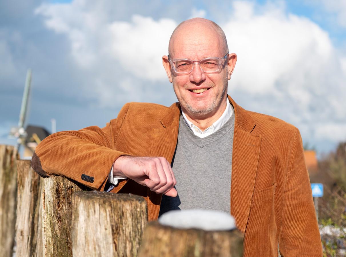 """Ondernemersmanager Werner van Laere: ,,Herbenoeming voor drie jaar is een belangrijk signaal richting ondernemers."""""""