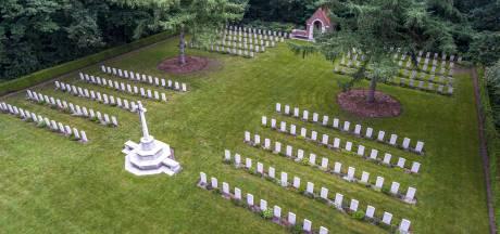 Wie wil een graf adopteren op het oorlogskerkhof in Overloon?