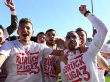 Bayern blijft feesten: beloftes promoveren naar 3. Bundesliga
