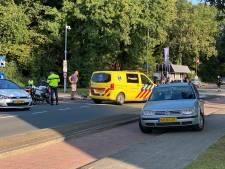 Fietser gewond bij aanrijding in Nijverdal