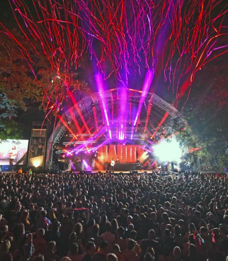 Nieuwe generatie raakt enthousiast over het Oosterhoutse Parkfeest