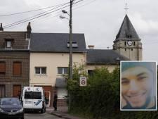 Politie had dader gijzeling Franse kerk al langer in vizier