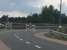 Moskoubrug tijdlang afgesloten
