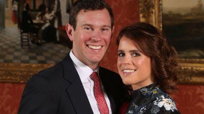 850 gasten en een dozijn celebs: prinses Eugenie wil haar huwelijk grootser dan dat van Harry en Meghan