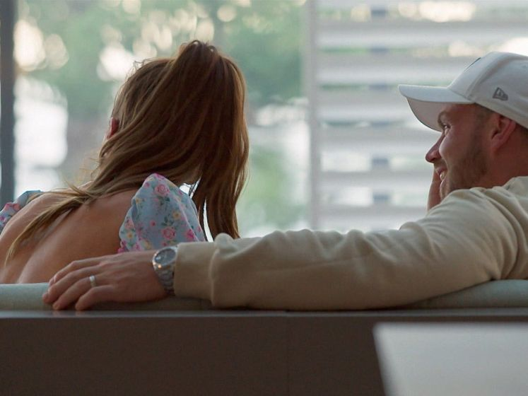 Overspel in 'Blind Getrouwd Australië': Coco spreekt stiekem af met andere echtgenoot