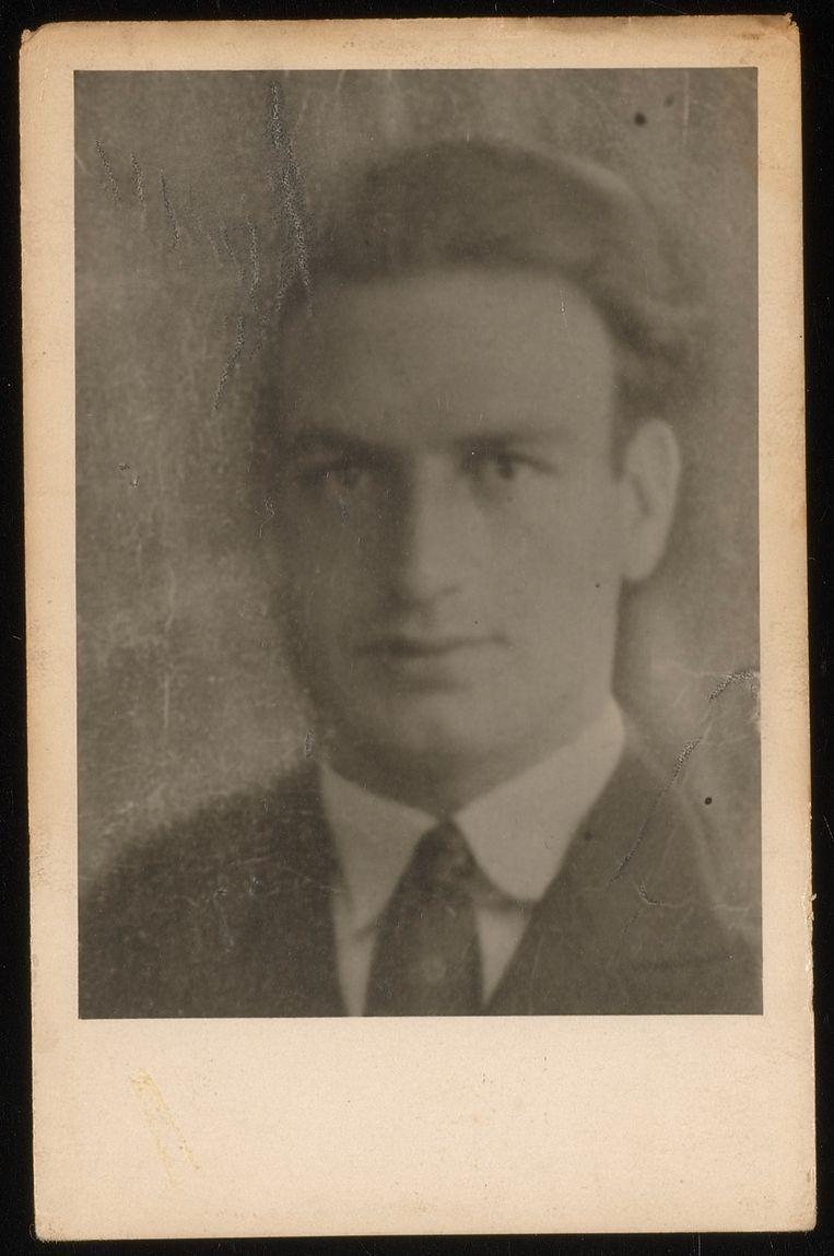 Willem Kraan. Beeld Het Parool