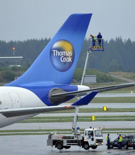 Thomas Cook atterrira encore mardi soir à Brussels Airport