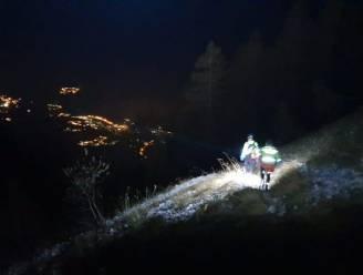 Belgische mountainbiker in het donker gered op 1.900 meter hoogte in Italiaanse alpen