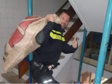 Politie brengt gestolen zak met cadeautjes net op tijd terug bij gezin
