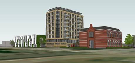 "Woontoren van 32 meter hoog op oude badhuis in Hengelo: ""Het is alles of niks"""