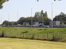 Vertraging neemt af op A1 richting knooppunt Azelo, weg is weer open