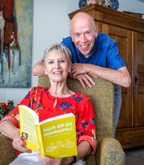 Hoe ga je als man om met de borstkanker van je vrouw? Jaap Luikenaar schreef een boek: Man op de mammapoli