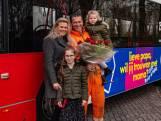 Michel op Valentijnsdag ten huwelijk gevraagd door vriendin Rosemarie én zijn kinderen: 'Lieve papa, wil je trouwen met mama?'